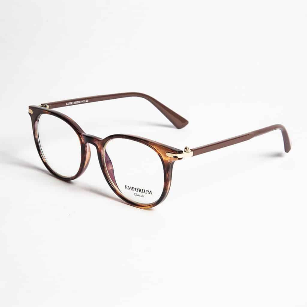 Emporium Classic Eyewear Model: Latte C3