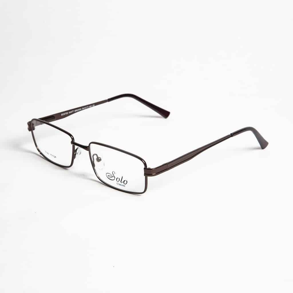 Solo Classic Eyewear model SC2720 MattBrown