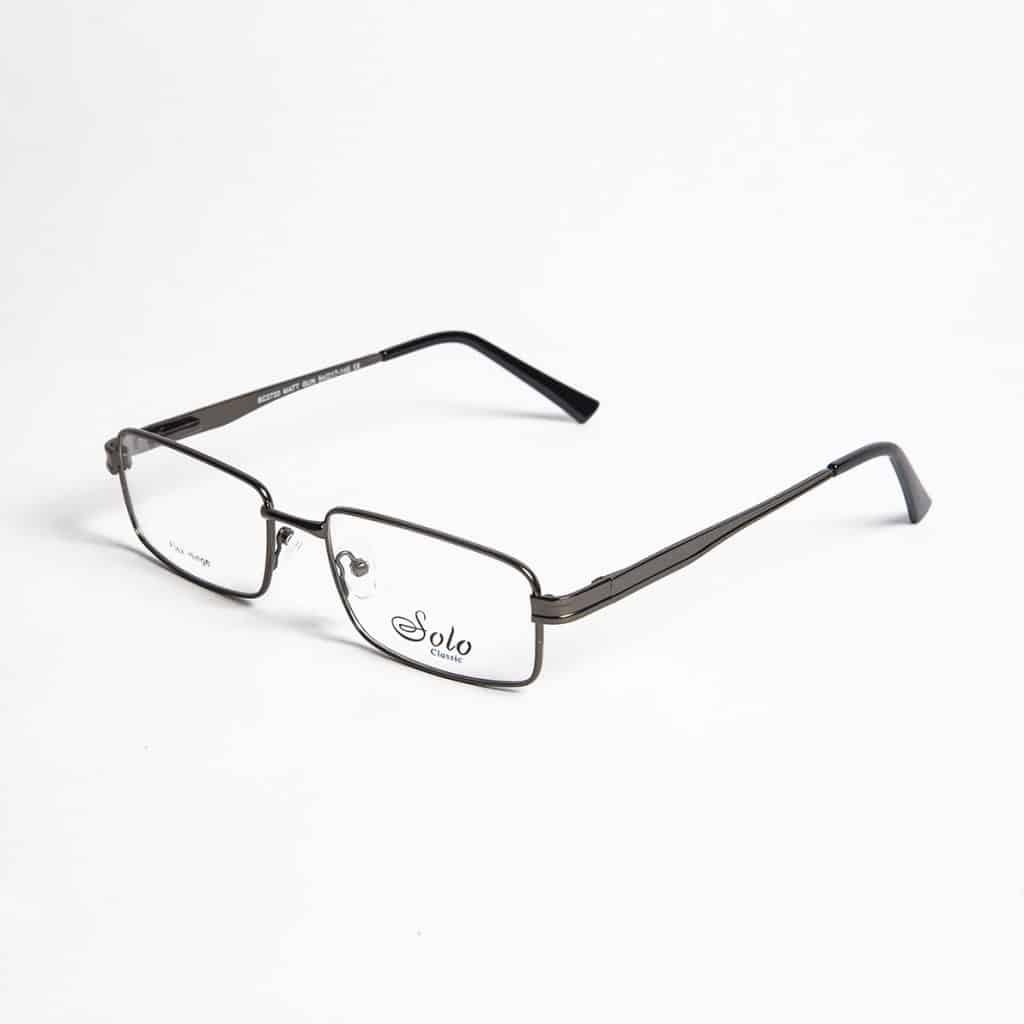 Solo Classic Eyewear model SC2720 MattGun