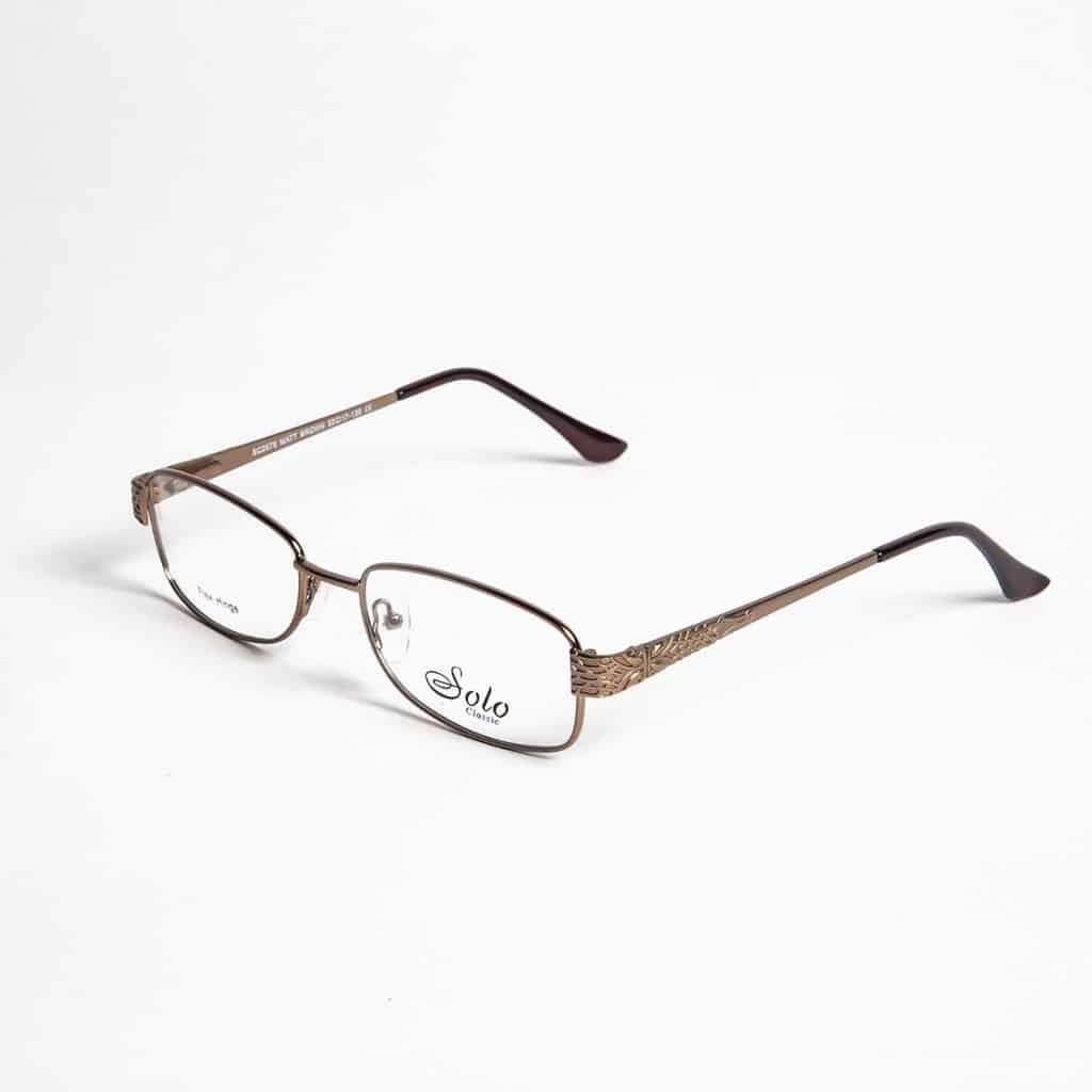 Solo Classic Eyewear model SC2875 MattBrown
