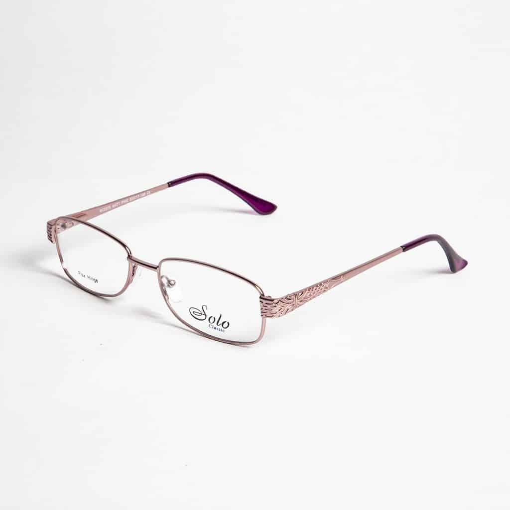 Solo Classic Eyewear model SC2875 MattPink