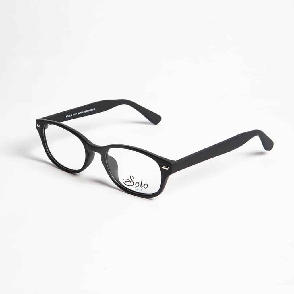 Solo Classic Eyewear model SC4536 MattBlack