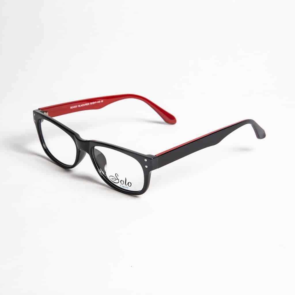 Solo Classic Eyewear model SC4537 BlackRed