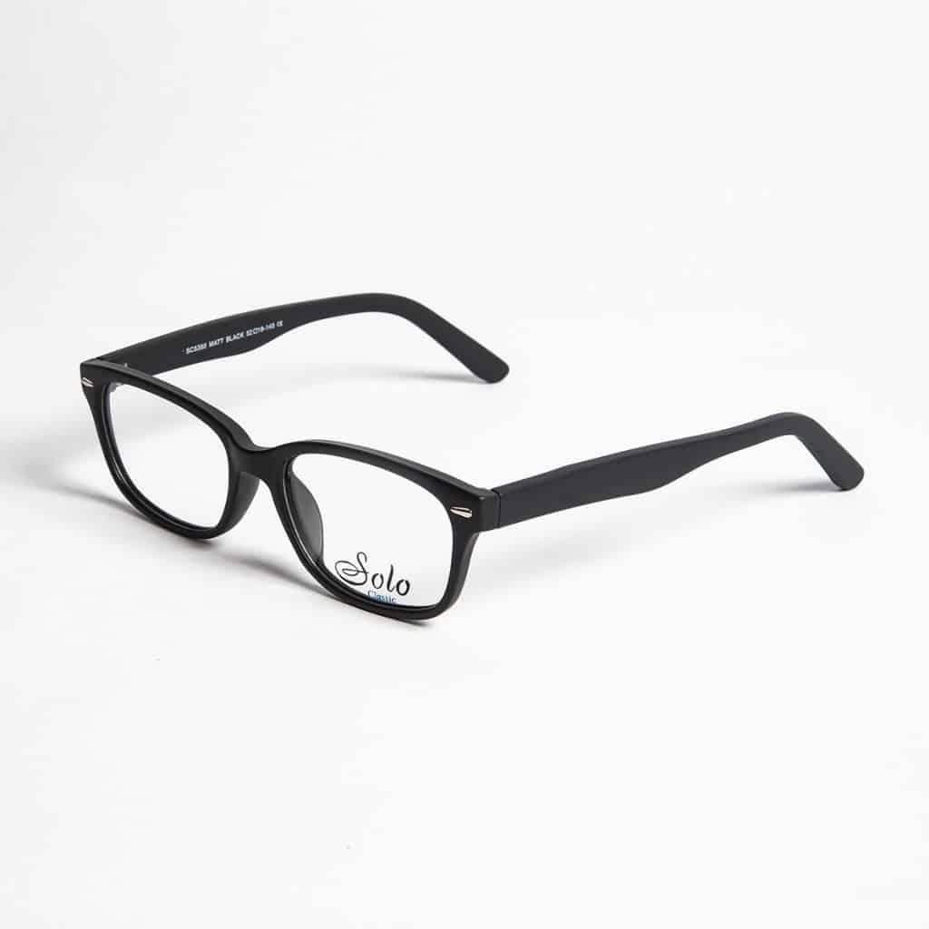 Solo Classic Eyewear model SC5380 MattBlack