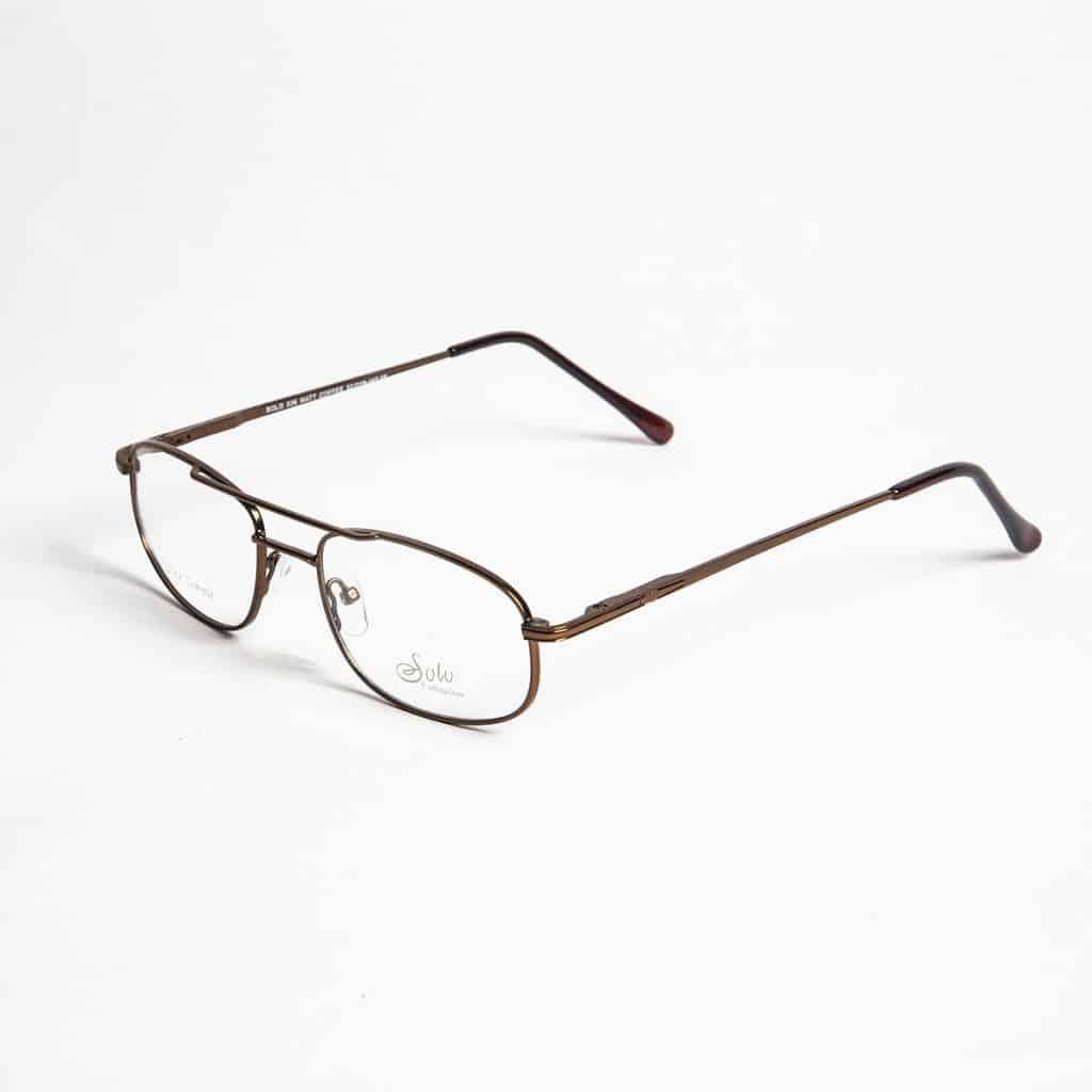 Solo Eyewear model Solo 036 MattCoffee