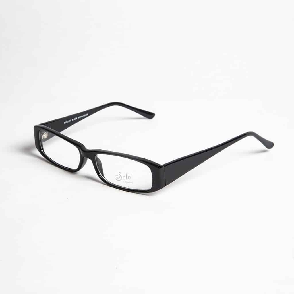 Solo Eyewear model Solo 107 Black
