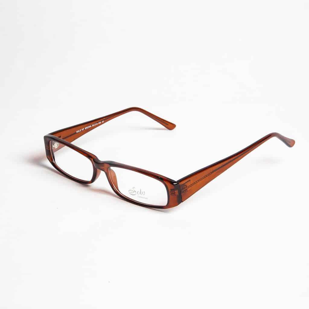 Solo Eyewear model Solo 107 Brown