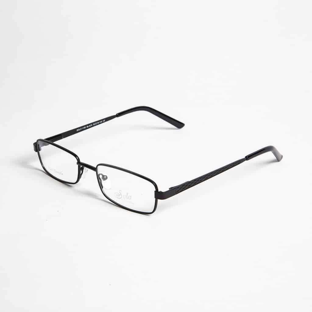 Solo Eyewear model Solo 1190 Black
