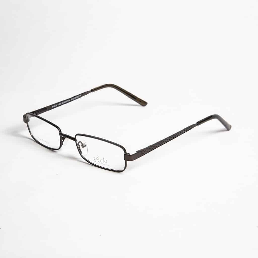Solo Eyewear model Solo 1190 GunMetal