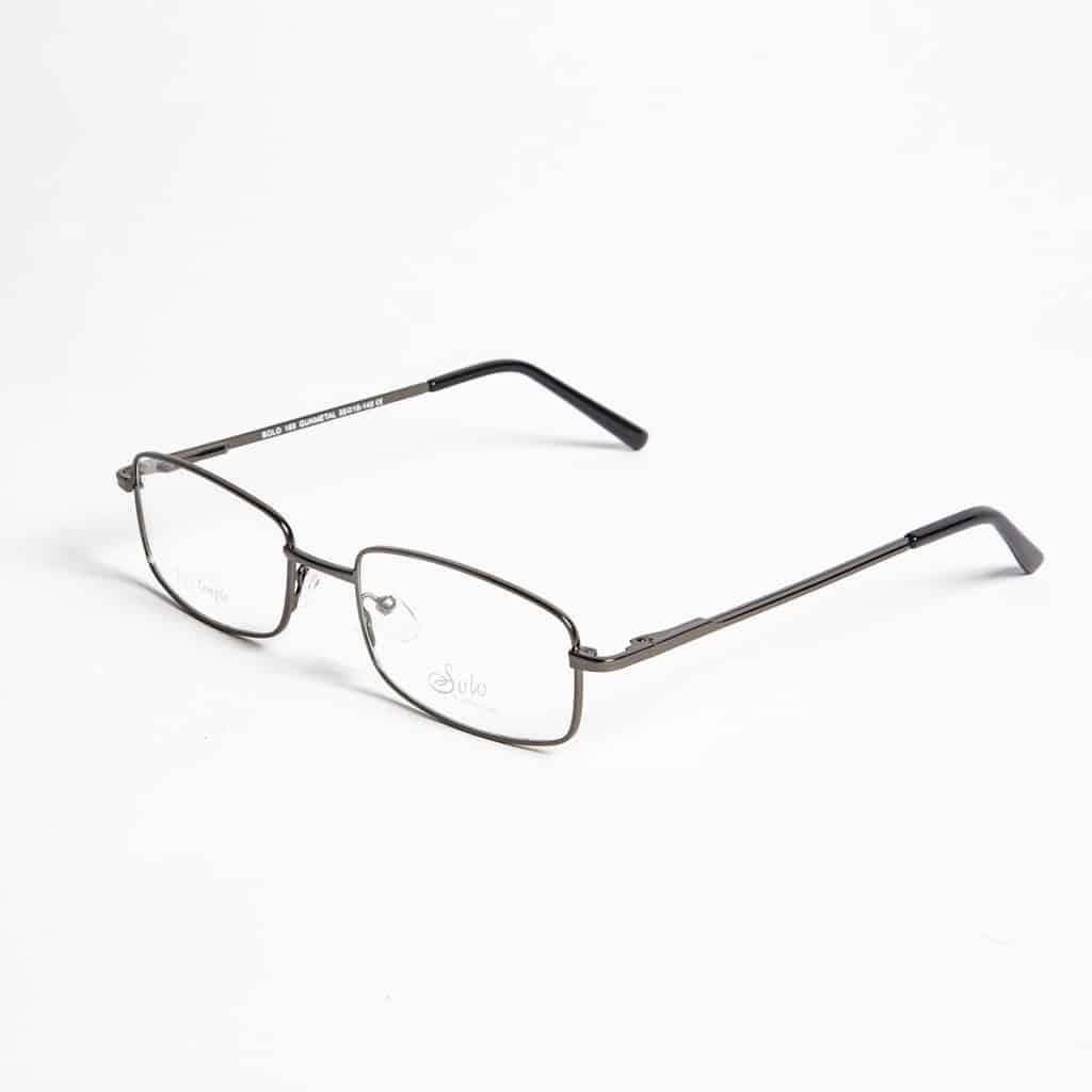 Solo Eyewear model Solo 169 GunMetal