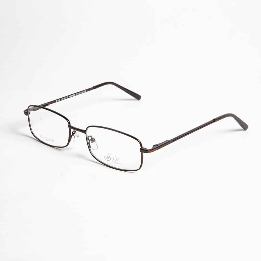 Solo Eyewear model Solo 169 MattBronze