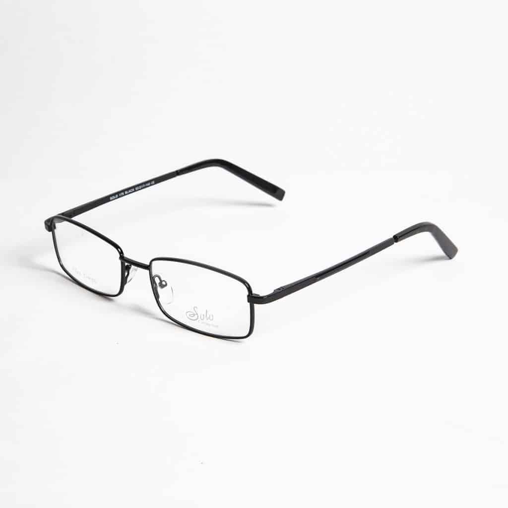 Solo Eyewear model Solo 175 Black