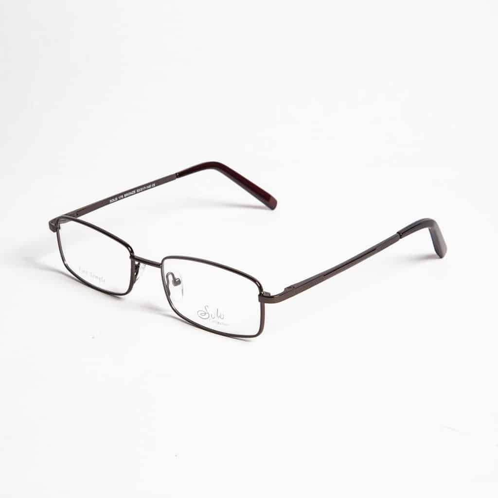 Solo Eyewear model Solo 175 Bronze
