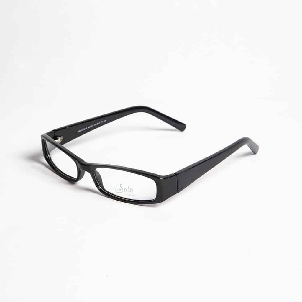 Solo Eyewear model Solo 2218 Black