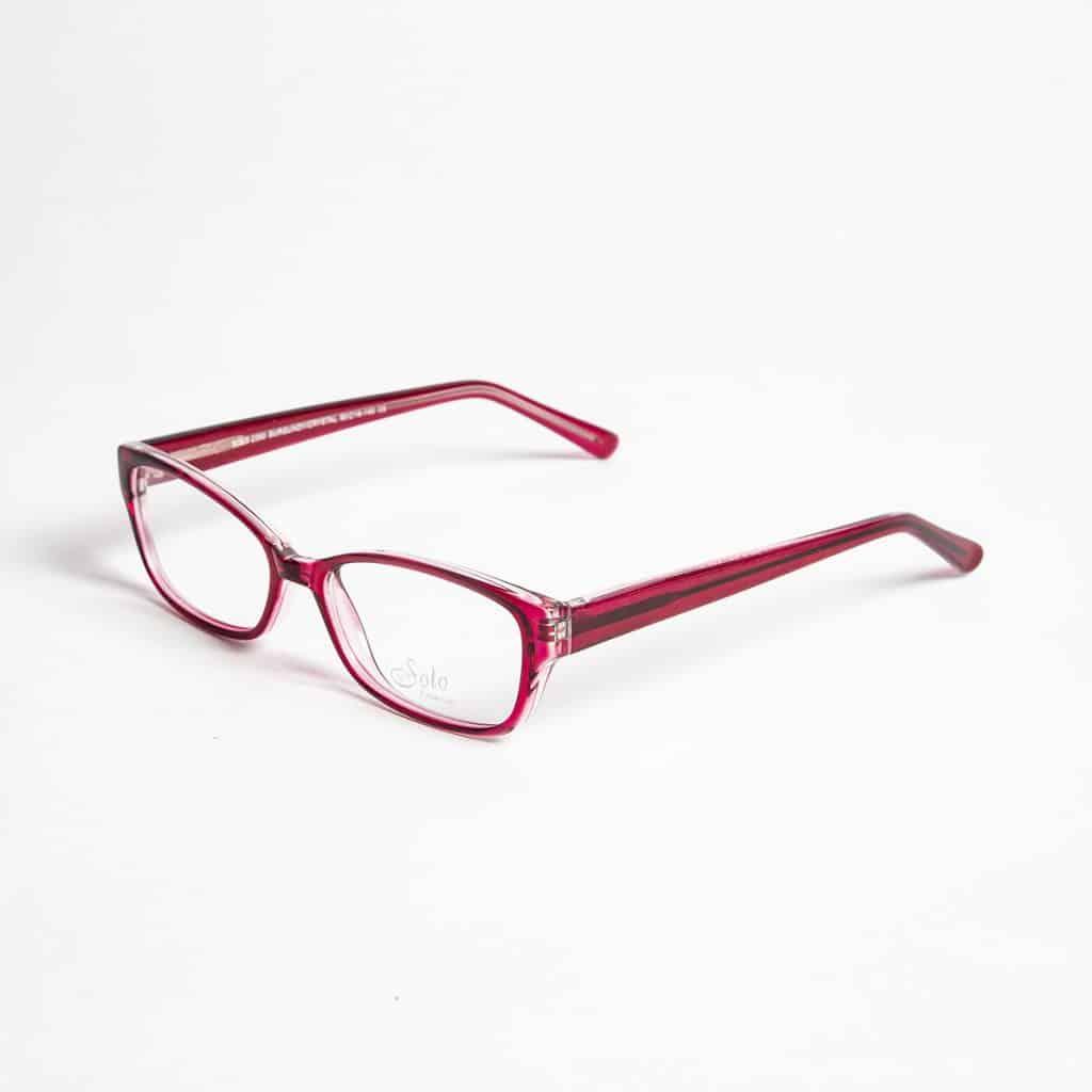 Solo Eyewear model Solo 2380 BurgCrys