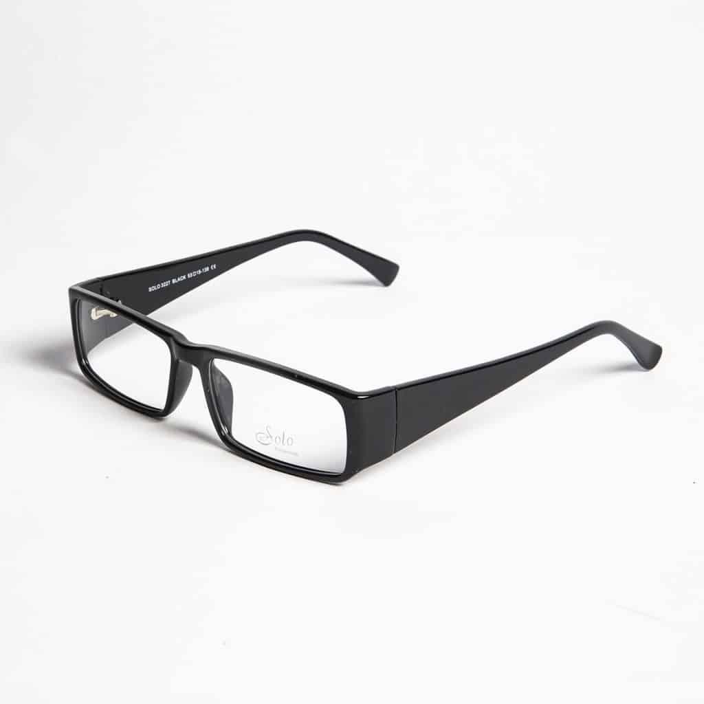 Solo Eyewear model Solo 3227 Black