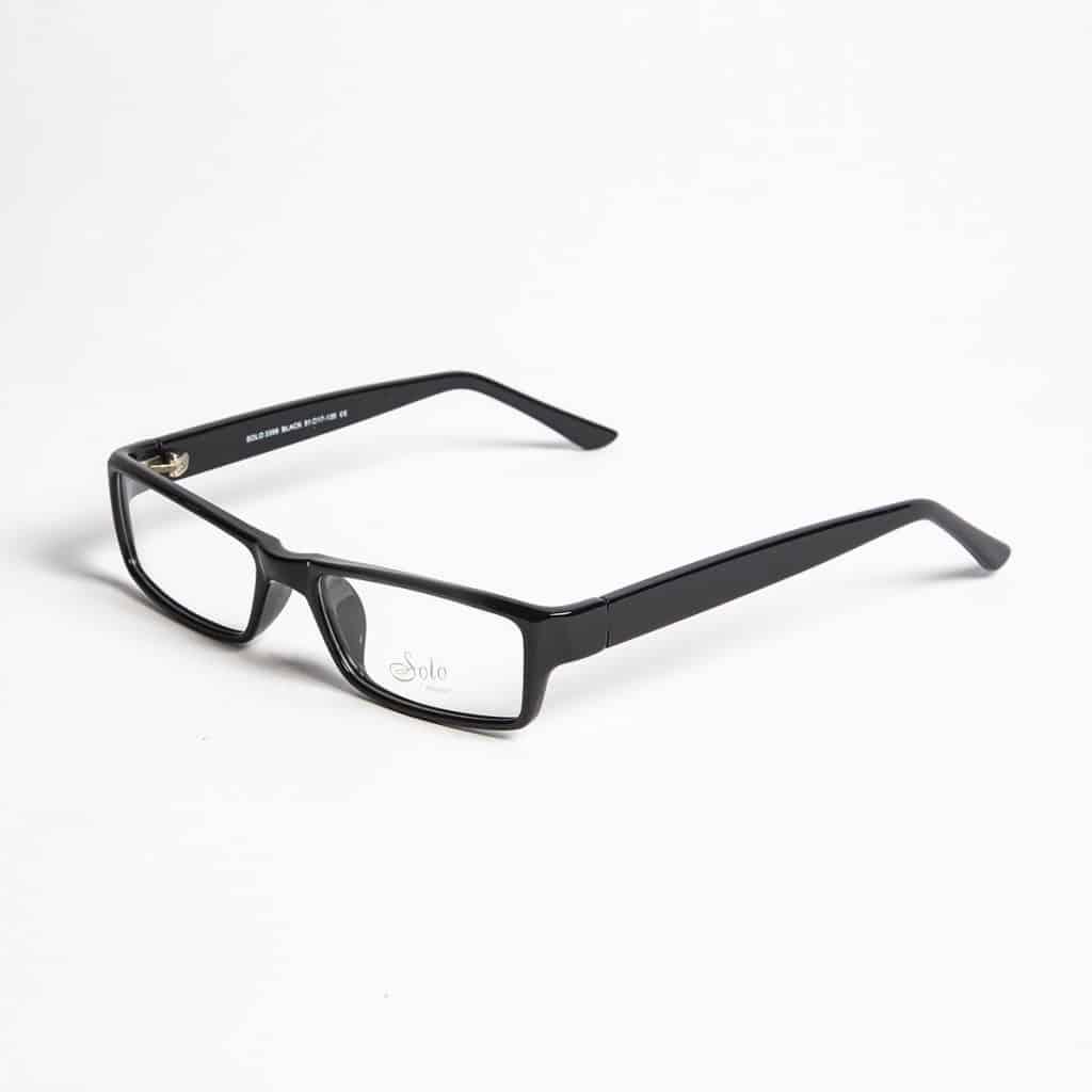 Solo Eyewear model Solo 3398 Black
