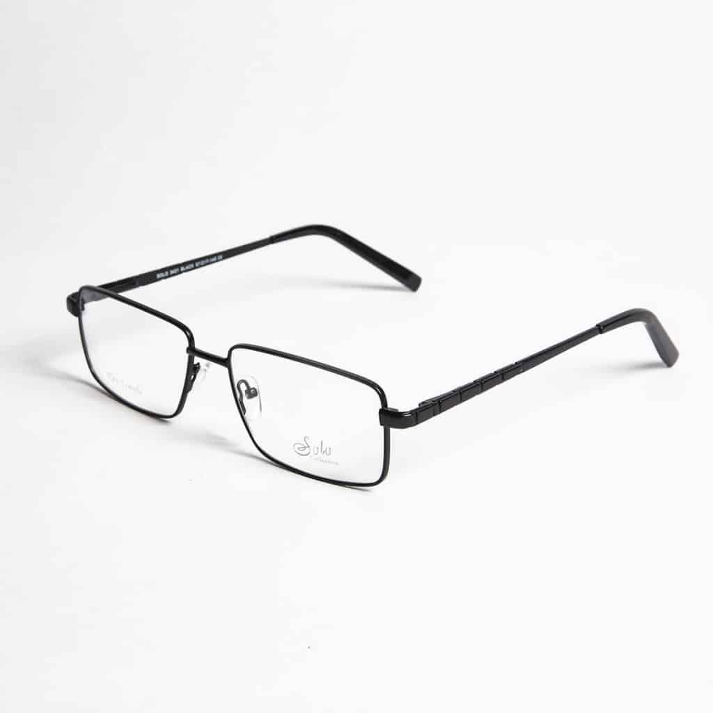 Solo Eyewear model Solo 3421 Black