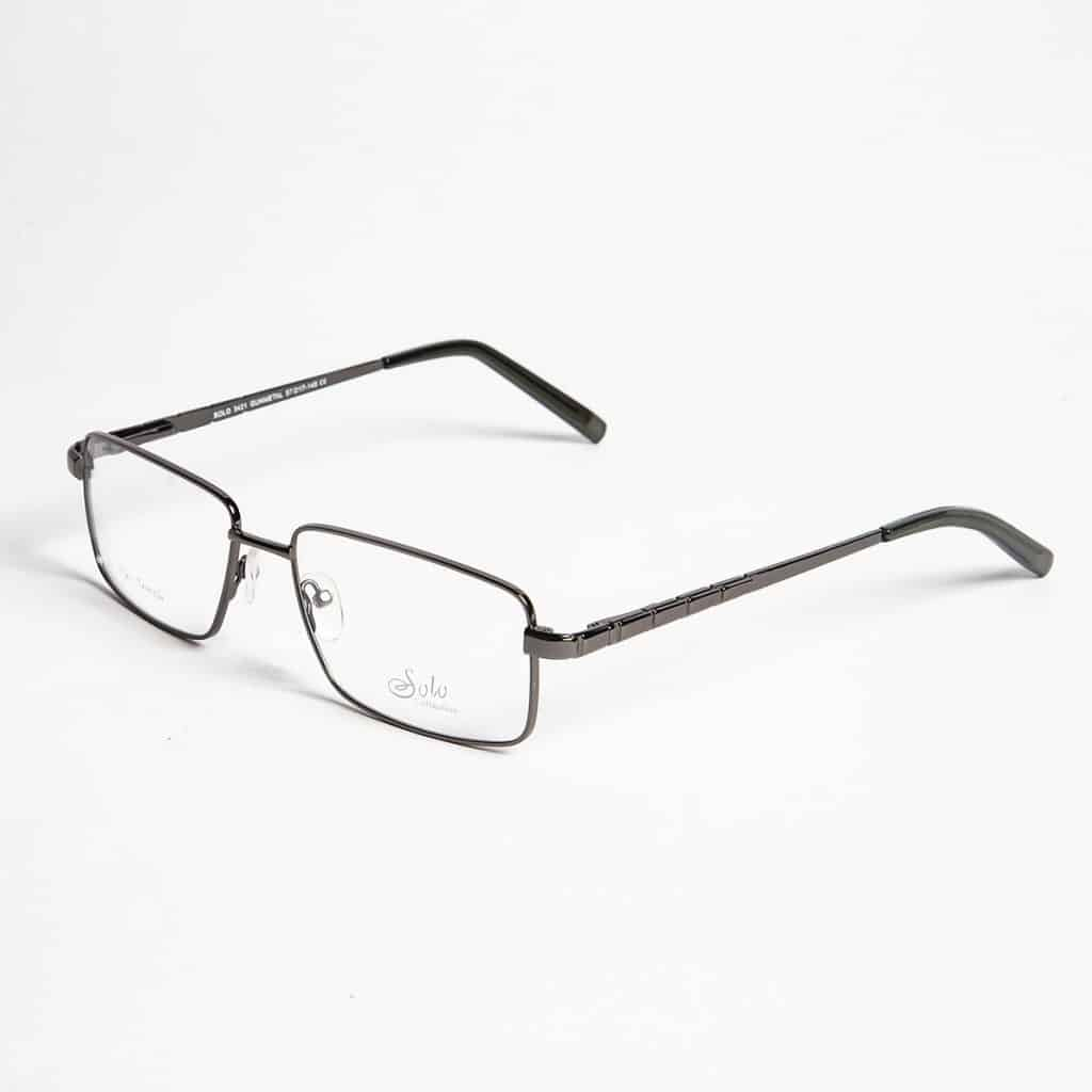 Solo Eyewear model Solo 3421 GunMetal