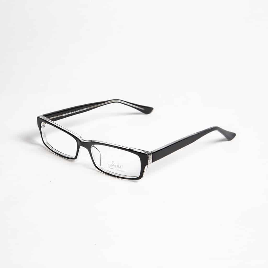 Solo Eyewear model Solo 3489 Black