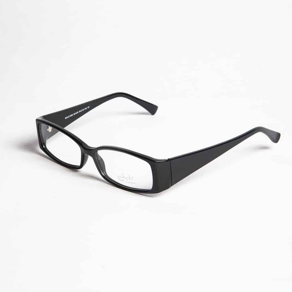 Solo Eyewear model Solo 3492 Black