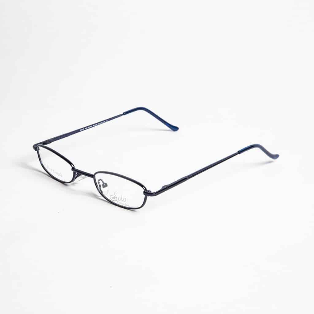 Solo Eyewear model Solo 405 MattBlue