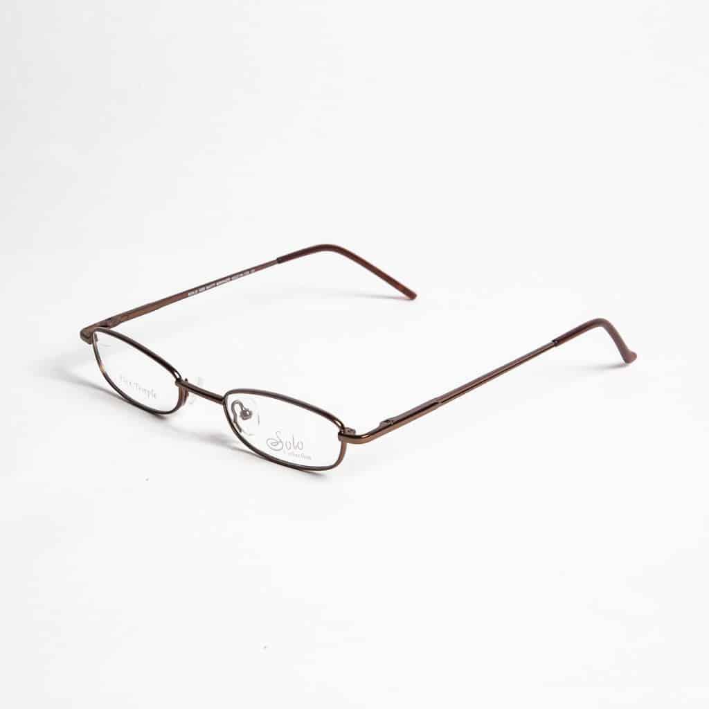 Solo Eyewear model Solo 405 MattBronze