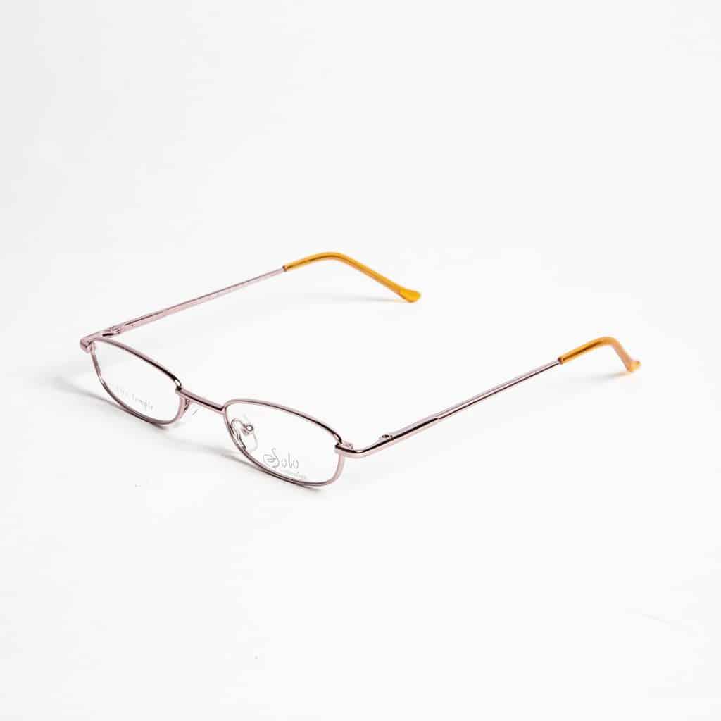 Solo Eyewear model Solo 405 PinkGold