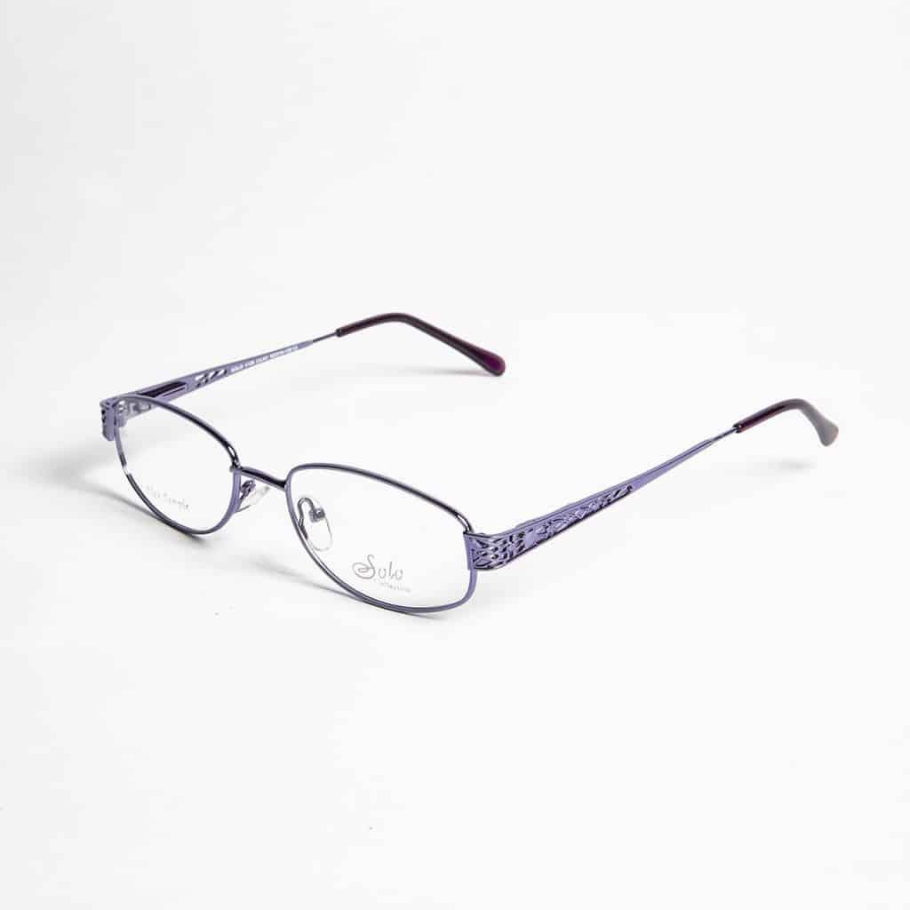 Solo Eyewear model Solo 4128 Lilac