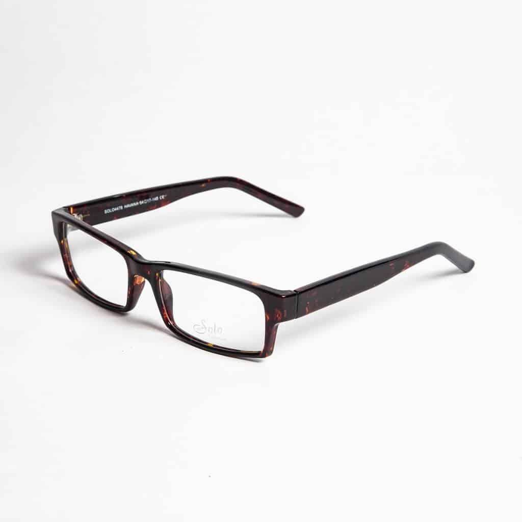 Solo Eyewear model Solo 4478 Havana