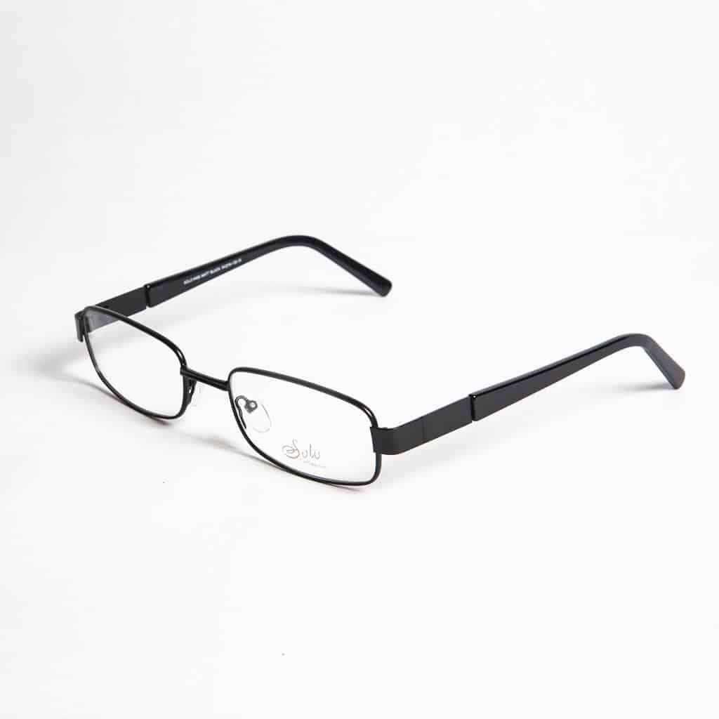 Solo Eyewear model Solo 4488 MattBlack