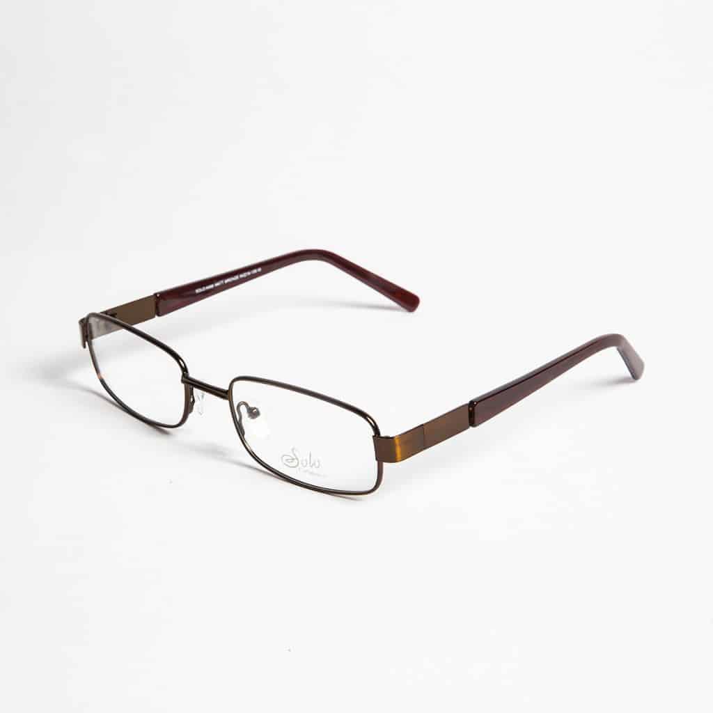 Solo Eyewear model Solo 4488 MattBronze