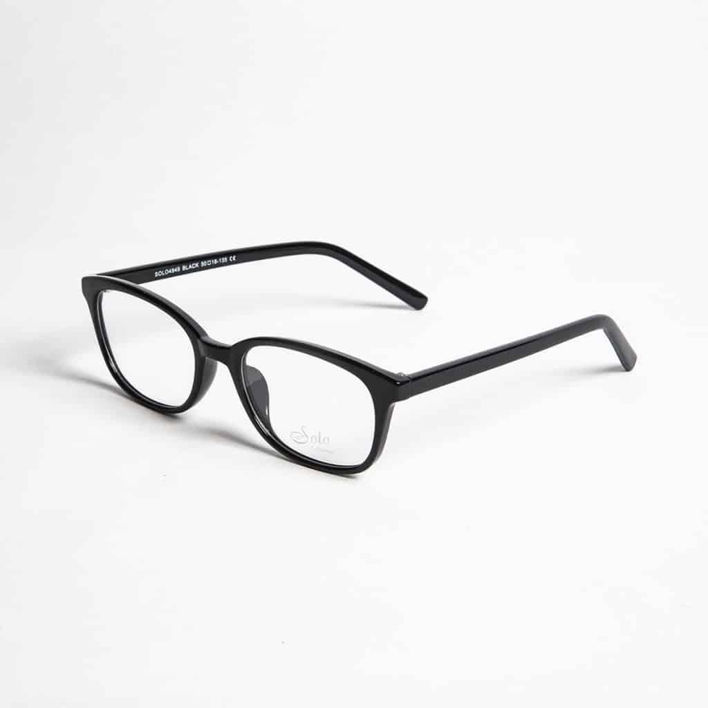 Solo Eyewear model Solo 4949 Black