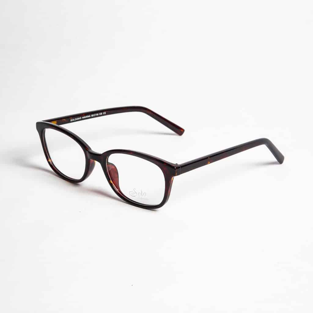 Solo Eyewear model Solo 4949 Havana
