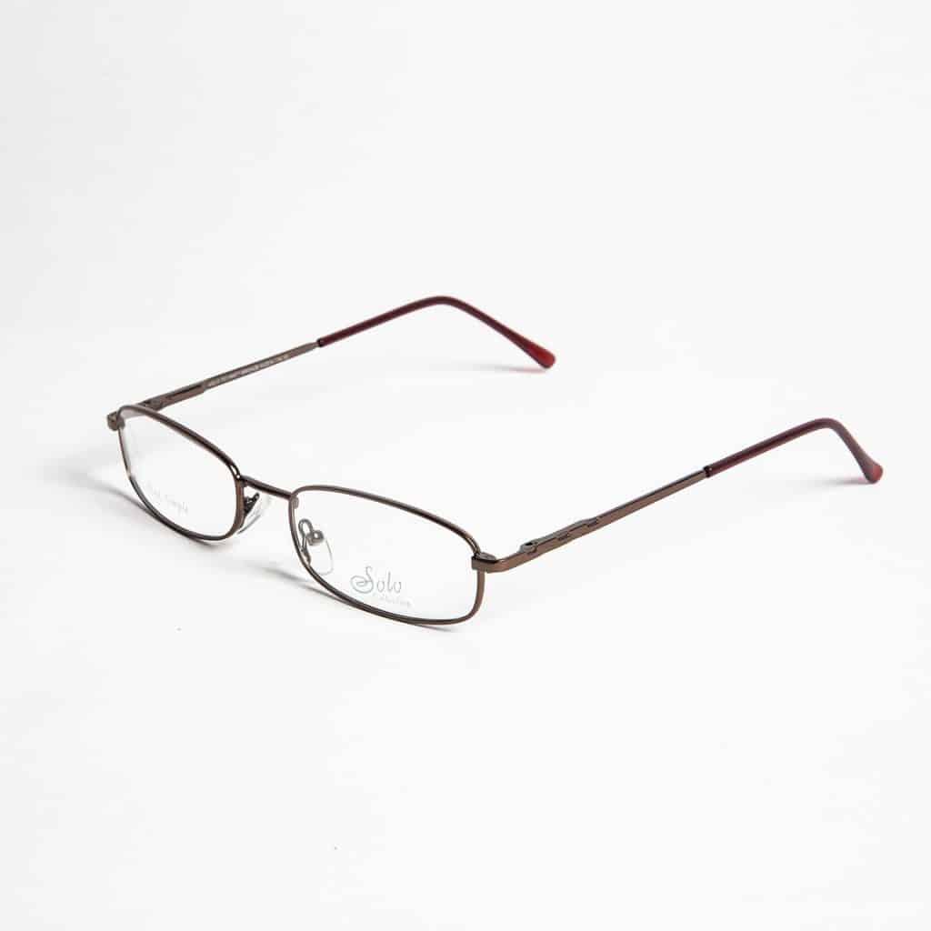 Solo Eyewear model Solo 701 MattBronze