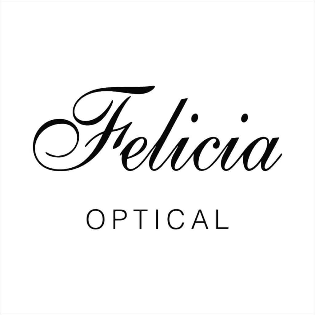 Logo for Felicia Optical